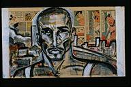 El Raton Mickey Self-Portrait