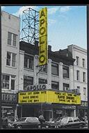 Apollo Theater, Harlem Landmark