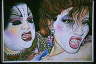 Nanushka Cleopatra and Petra