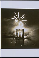 Brooklyn Bridge Centennial Fireworks