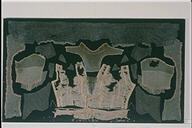 Untitled Triptych- White Panel