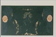 Untitled Triptych- Black Panel