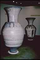 Dipylon Vase #13 & Dipylon Vase #19
