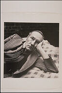 Portrait of William Burroughs