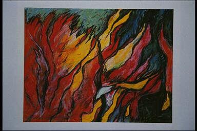 Burning Fire #1
