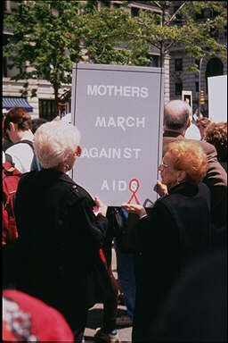 Marching for their Children