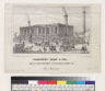 Haraszthy, Uznay & Co.'s Gold & Silver Refinery, cor[ner] Brannan & Harris St[reet]s, San Francisco [California]