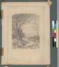 Napa Creek [California], 1868: A sketch from nature