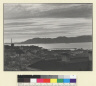 [View of San Francisco and Bay.] [photographic print]