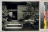 Maybeck studio, Berkeley: [exterior, view of steps]