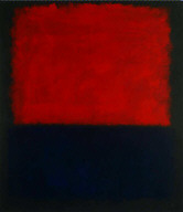 Number 207 (Red over Dark Blue on Dark Gray)
