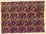 Textile fragment, tourist art?. Indonesia?