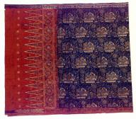 Textile, kain, wrap-around outer garment. Indonesia