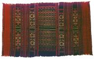 Textile, kain adat, sarong. Indonesia
