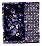 Textile, sarong, woman's skirt. Indonesia