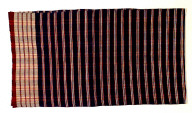 Textile for sarong. Indonesia