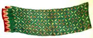 Textile, selendang, waist, breast or shoulder wrap cloth. Indonesia