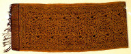 Textile, selendang, shawl, sash, or carrying sling. Indonesia