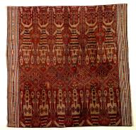 Textile, pua. Borneo