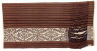 Textile, lau pahudu, sarong, woman's skirt. Indonesia