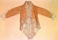 Textile, kebaya, woman's blouse. Indonesia