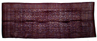 Textile, headcloth?. Indonesia