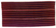 Textile, tapis, woman's sarong. Indonesia