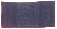 Textile, woman&#039;s sarong. Indonesia