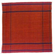 Textile, lesu, head cloth. Indonesia