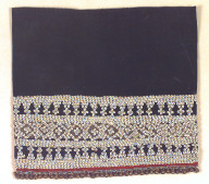 Textile, woman's skirt. Indonesia