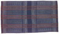 Textile, sada. Indonesia