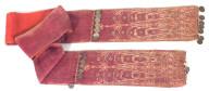 Textile, costume, sash. Malaysia