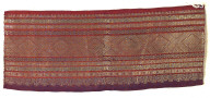 Textile fragment. Indonesia