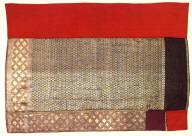 Textile, saruang, sarong. Indonesia
