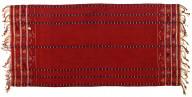Textile, salendang, shoulder cloth. Indonesia