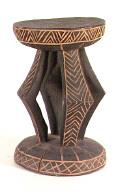 Songye (Zaire) stool