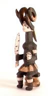 Igbo (Nigeria) figure (ikenga)