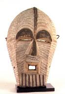 Songye (Zaire) mask