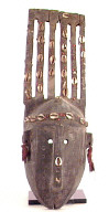 Bamana (Mali) mask for Komo Society