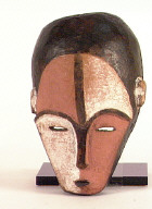 Vuvi (Gabon) mask