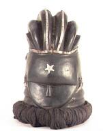 Mende (Sierra Leone) mask