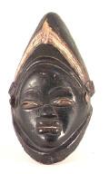 Punu (Gabon) mask