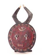 Baule (Ivory coast) mask