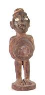 Kongo (Zaire) standing male figure