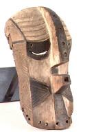 Luba (Zaire) mask