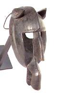 Bamana (Mali) mask for the Kore society