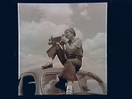 Dorothea Lange in Texas on the Plains