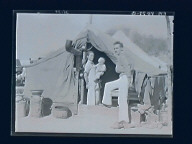 Tom Collins and the Walter Packard Family