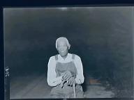 Old Negro At Night