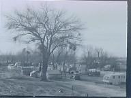 Squatter housing & Marysville bridge
